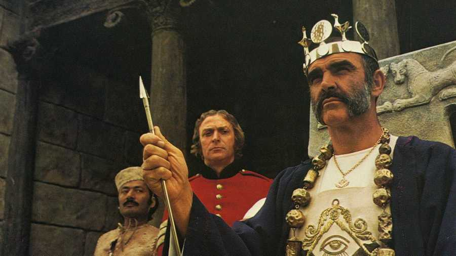 The Man Who Would Be King(1975)